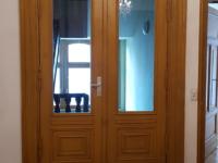 Durch diese Tür kommt man gerne herein
